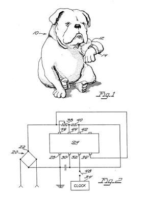 patente perro